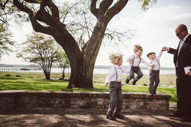 Stephanie Potts Brandon Dalton S Wedding At Lowndes Grove Plantation In Charleston Sc Photographer