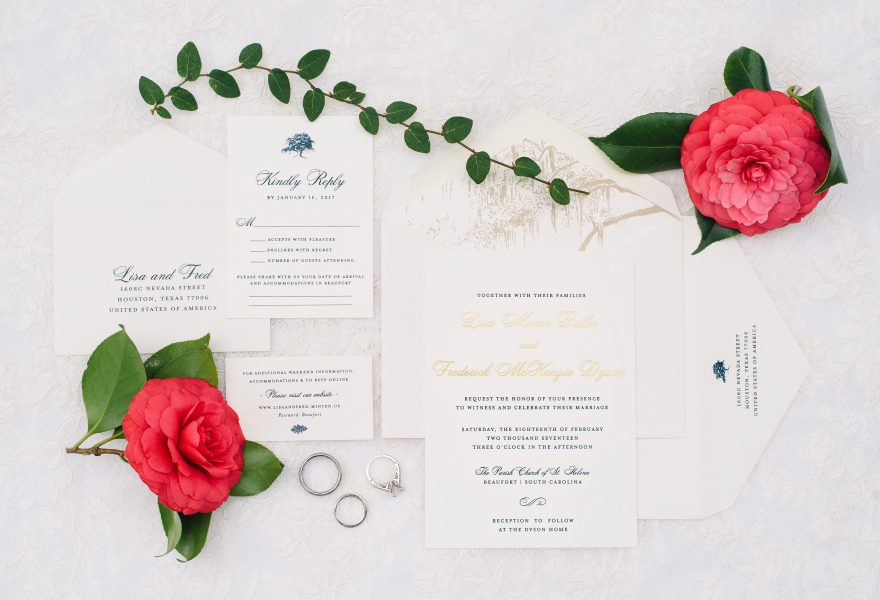 Private Home - Beaufort, SC Wedding