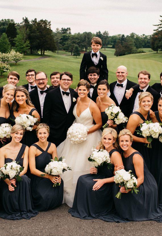 Congressional Country Club Wedding