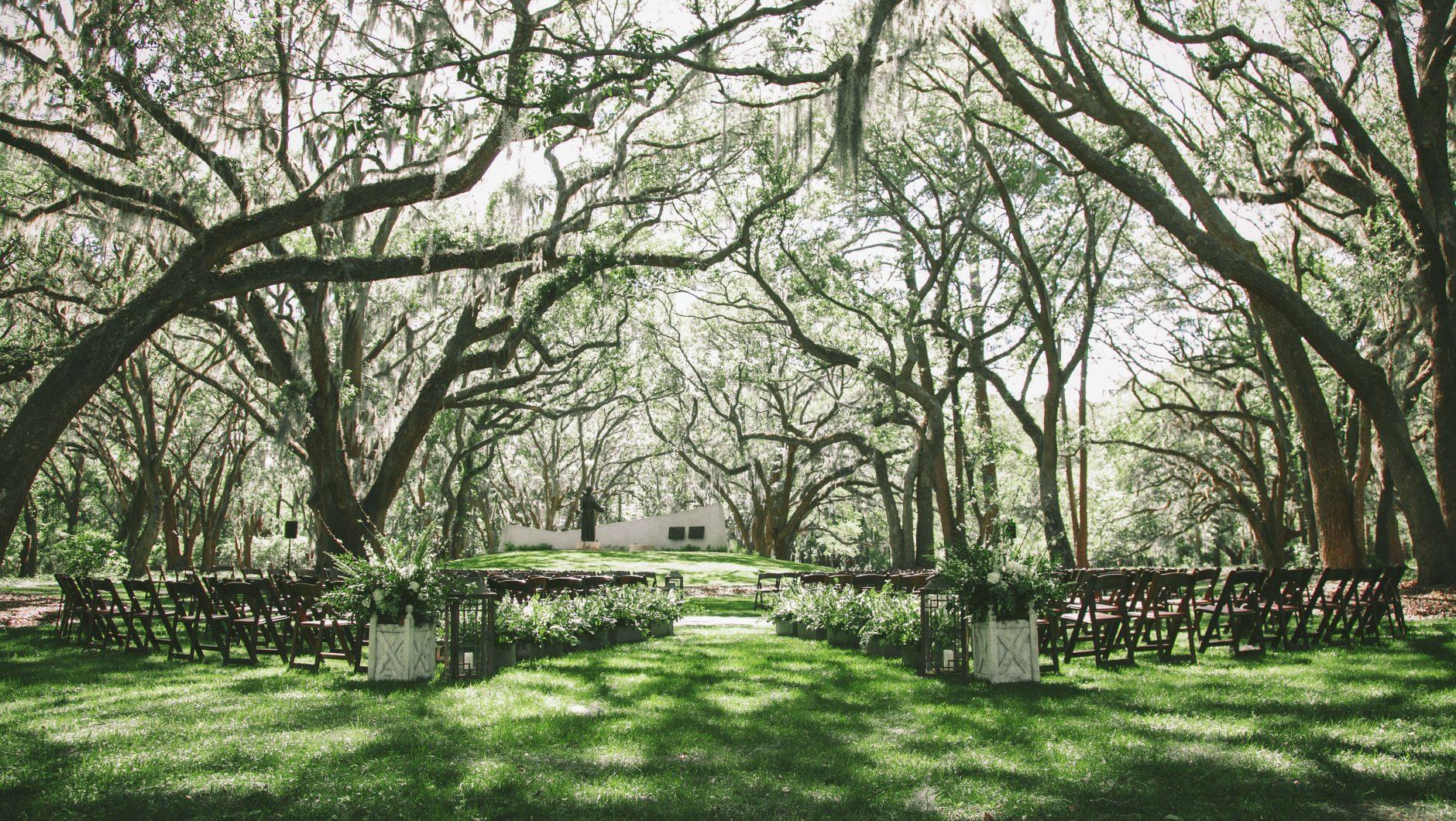 Spring Island Wedding