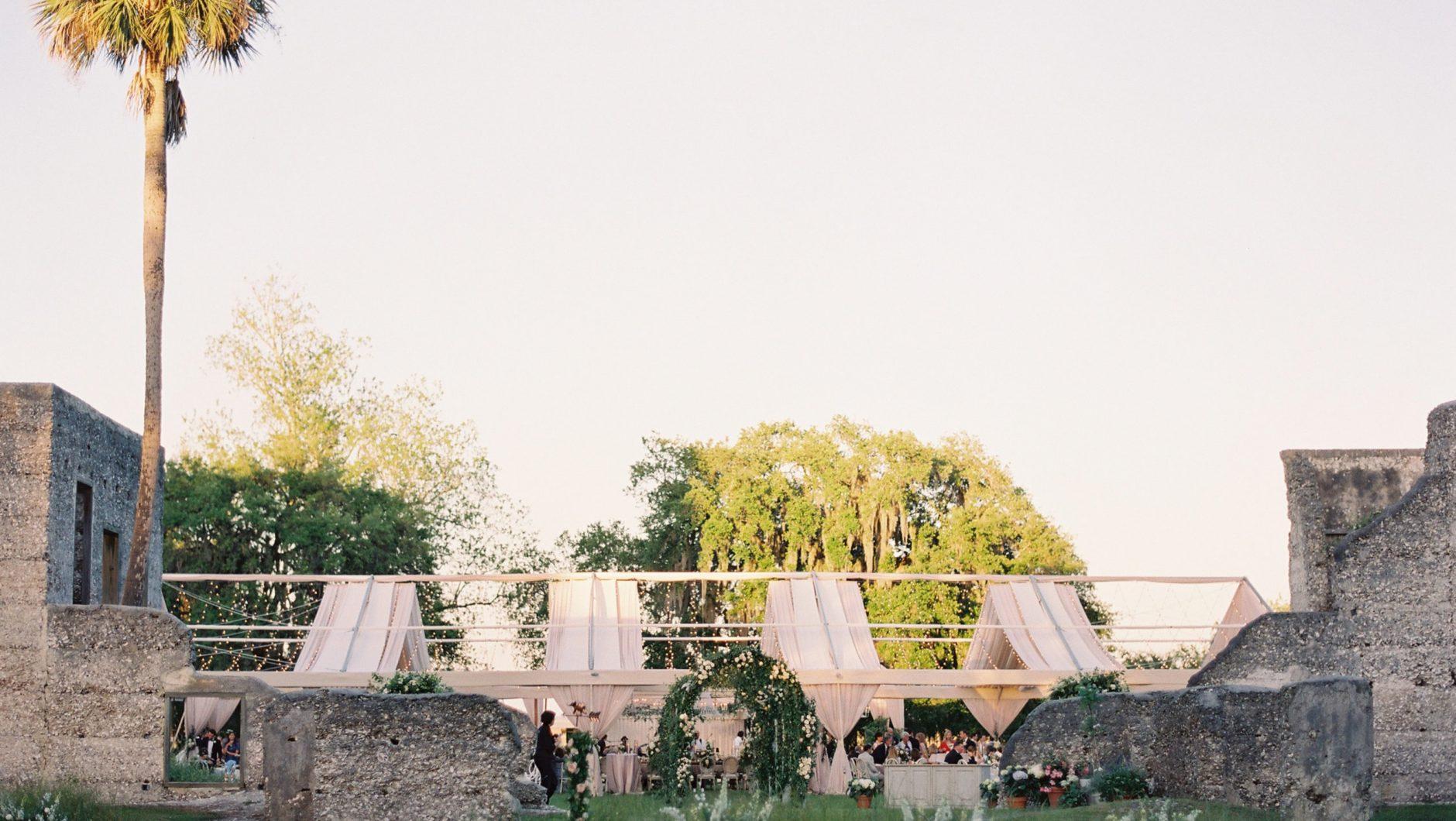 Spring Island, SC Wedding