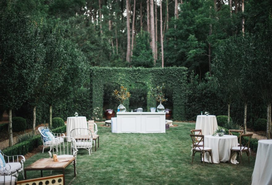 Charleston Plantation Wedding