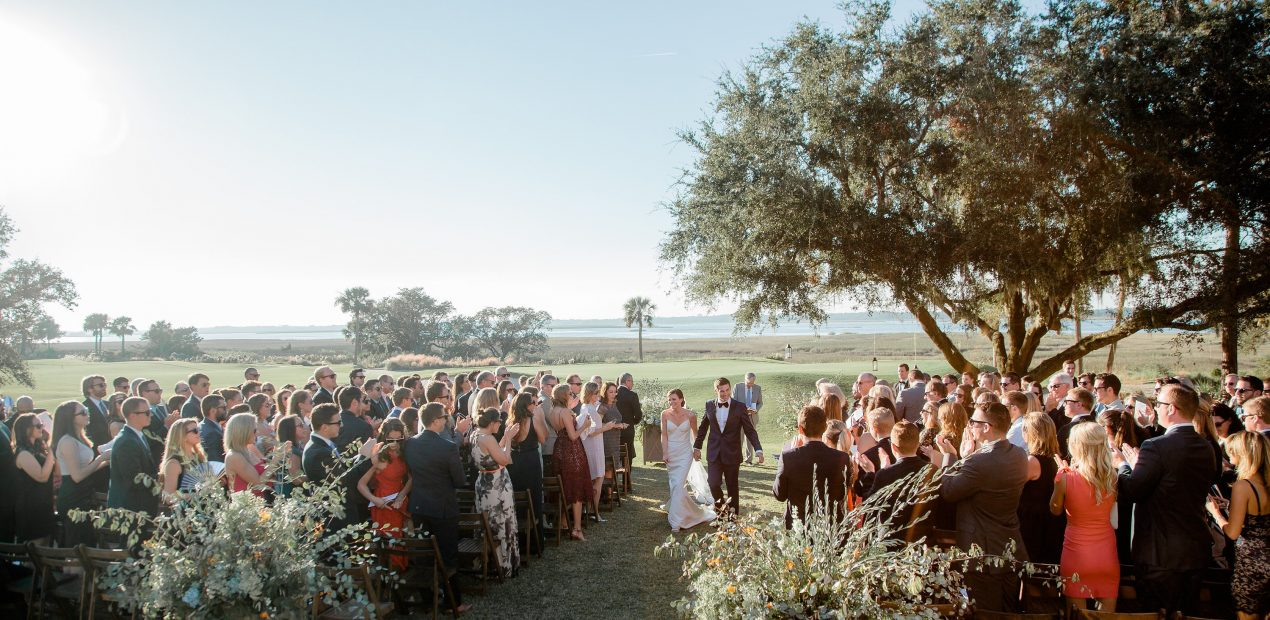 Charleston Weddings to Inspire