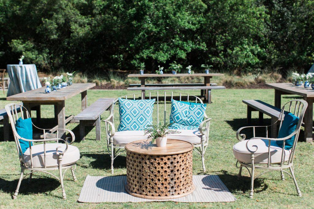 Charleston Garden Party