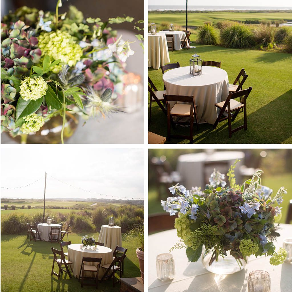 Rehearsal Dinner at the Ocean Course